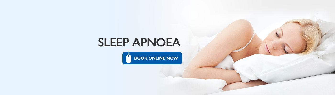 Sleep Apnoea Online Appointment