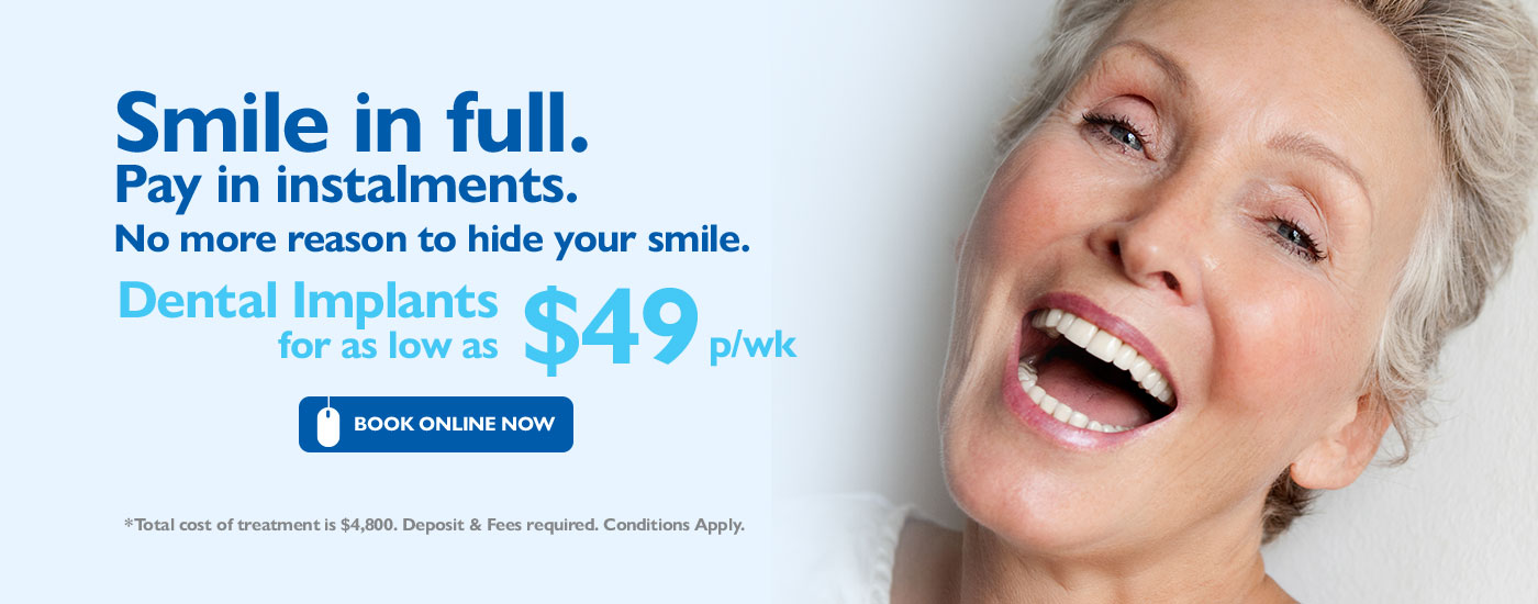 Affordable Tooth/Teeth Implants Dentistry Penrith